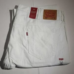 Levi's Loose Straight Jeans